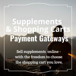 Supplements Shopping Carts Payment Gateways - content image