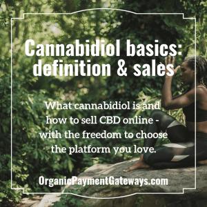 Cannabidiol basics