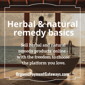 Herbal & natural remedy basics